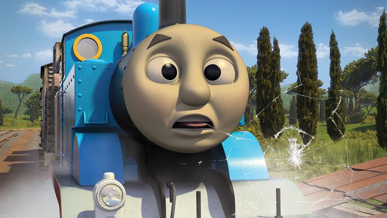 Too Loud, Thomas!