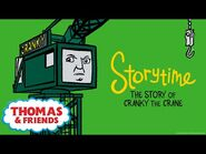 Thomas & Friends™ - The Story of Cranky the Crane - NEW - Story Time - Podcast for Kids