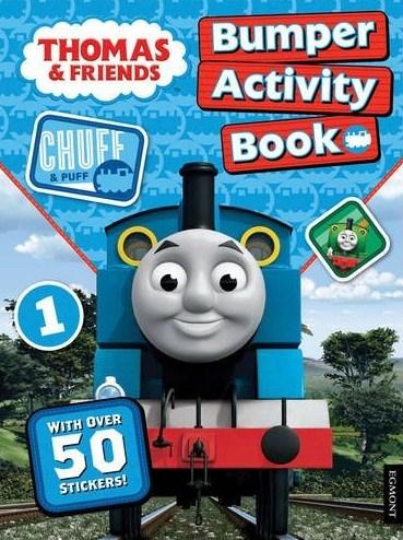 Bumper Activity Book