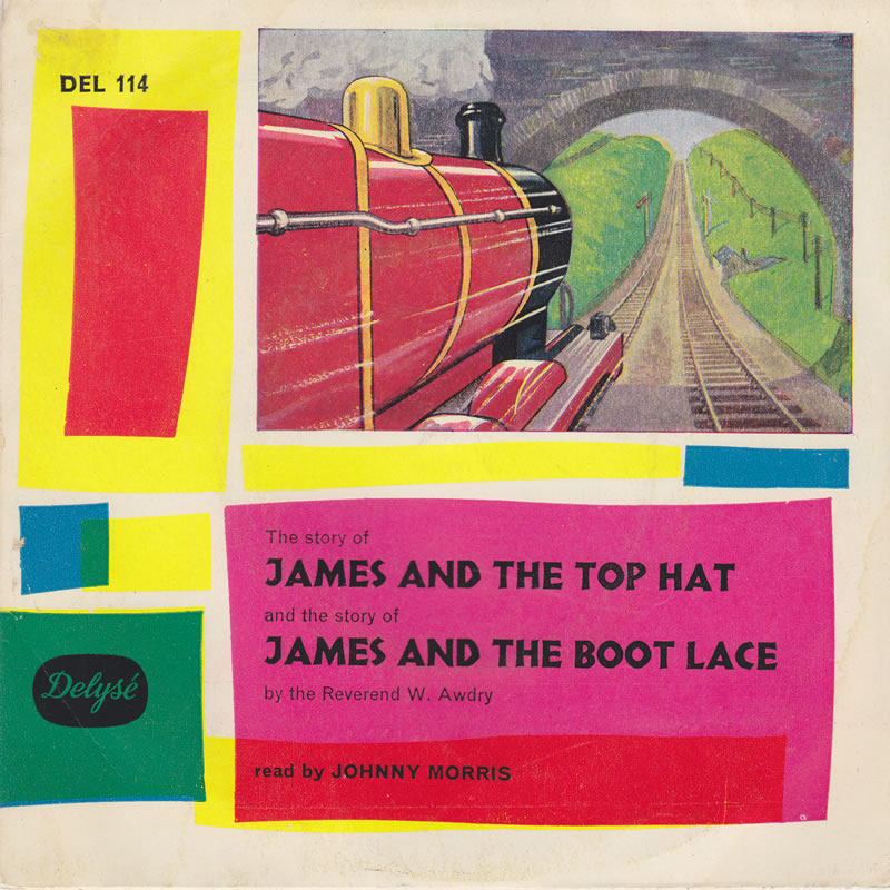 James and the Top Hat and James and the Boot Lace