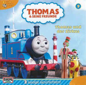 Thomas and the Circus (audio book)