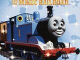 Thomas and the Magic Railroad (activity book)