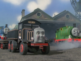 Percy Helps Out