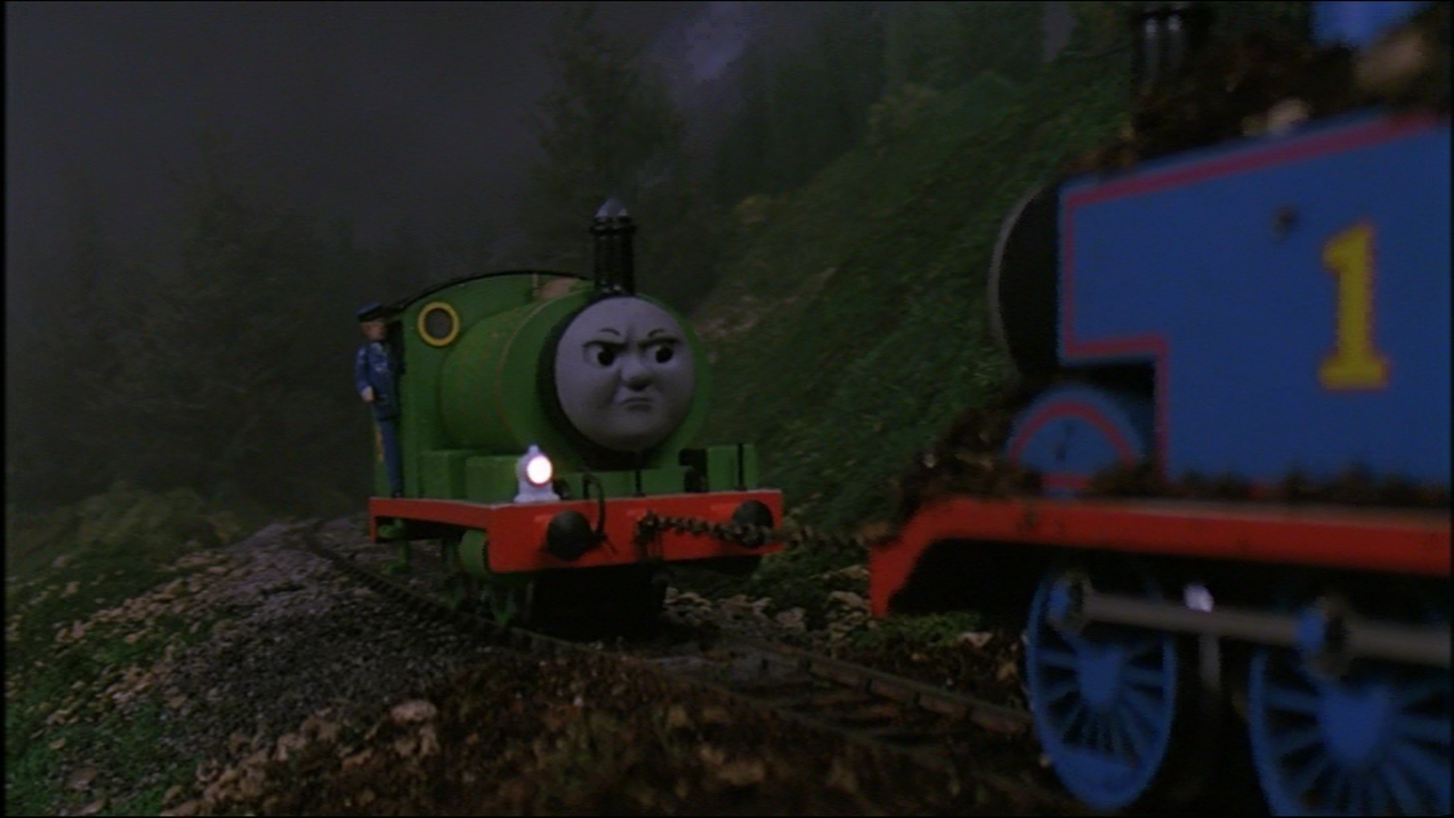 Percy Gets it Right