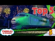 Thomas & Friends UK - Top 5 Greatest Inventions! - Best of Thomas Highlights - Kids Cartoon