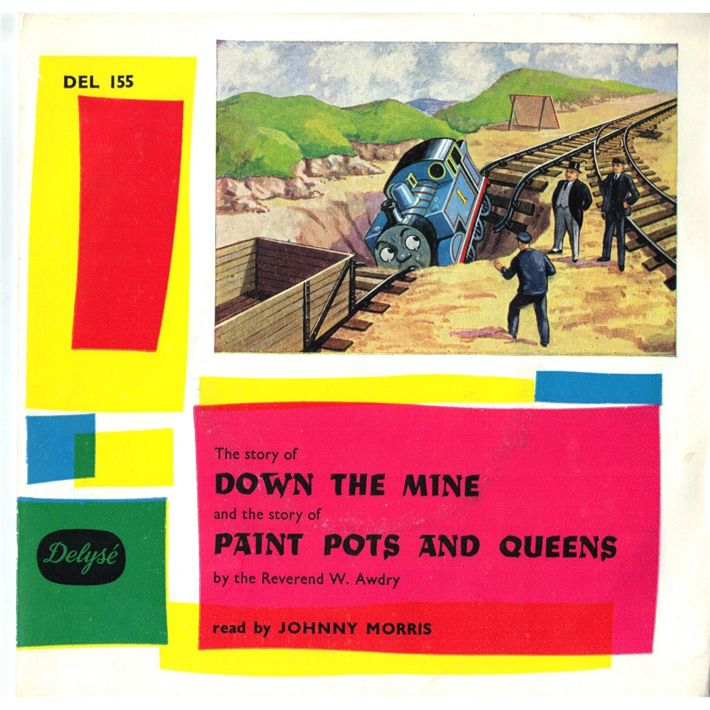 Down the Mine and Paint Pots and Queens
