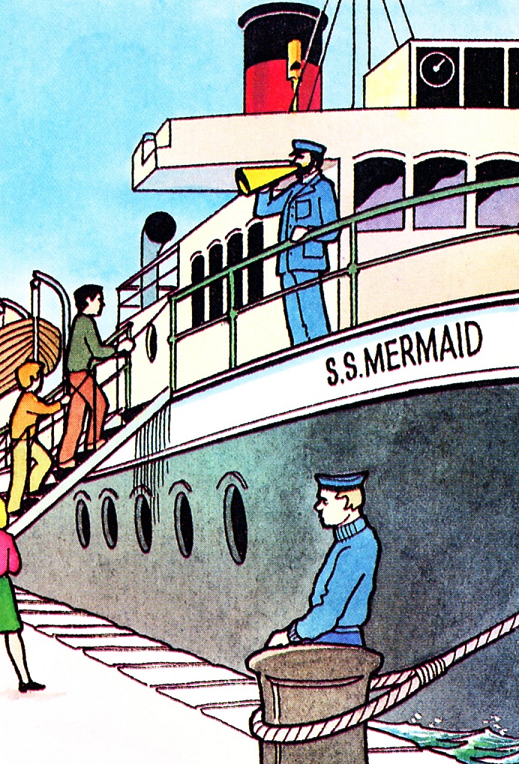 S.S. Mermaid
