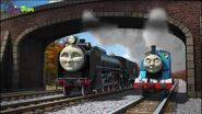 Thomas & Friends JimJam advert Series 18 and 19 English