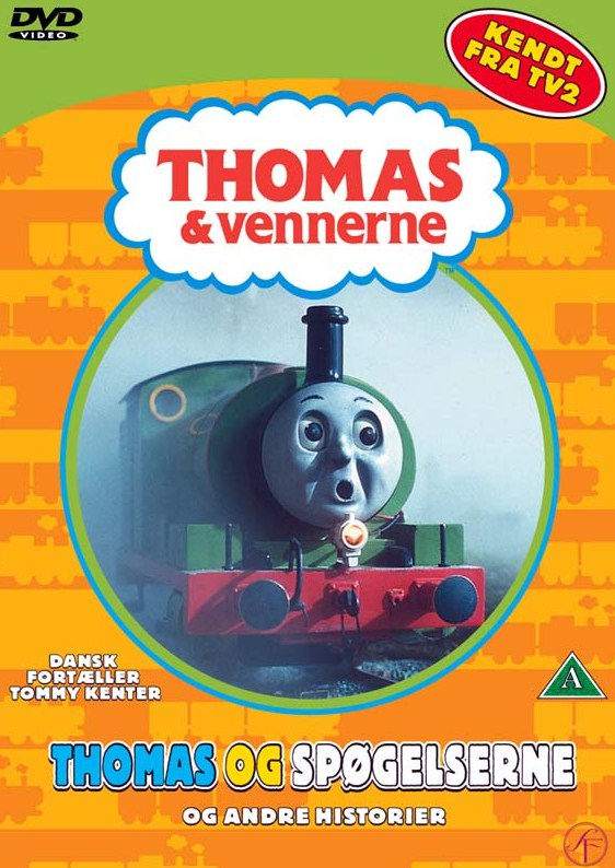 Thomas and the Ghosts and Other Stories