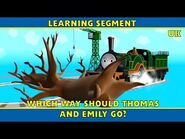 Which Way Should Thomas and Emily Go? - UK - HD