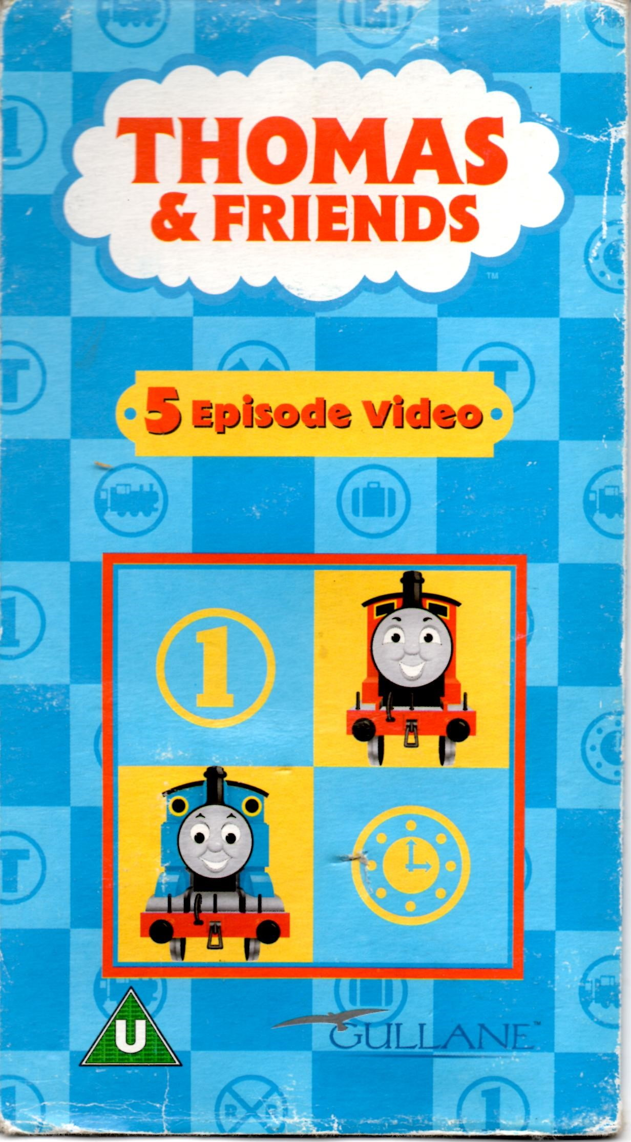 5 Episode Video