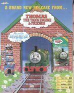 Percy'sGhostlyTrickandOtherThomasStories1994VHSAdvertisement