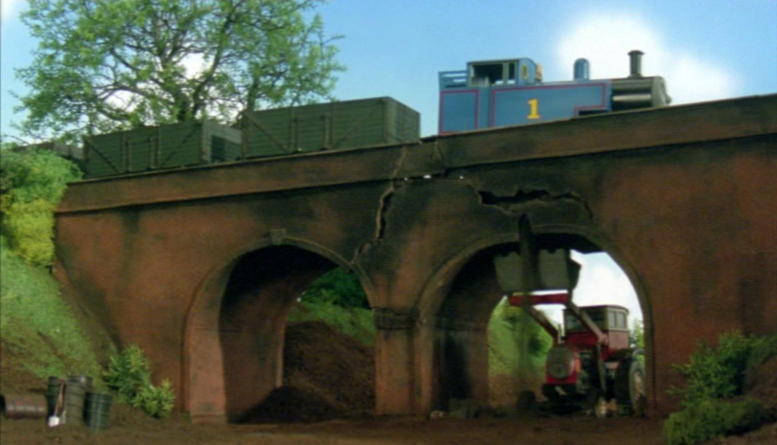 Old Quarry Bridge