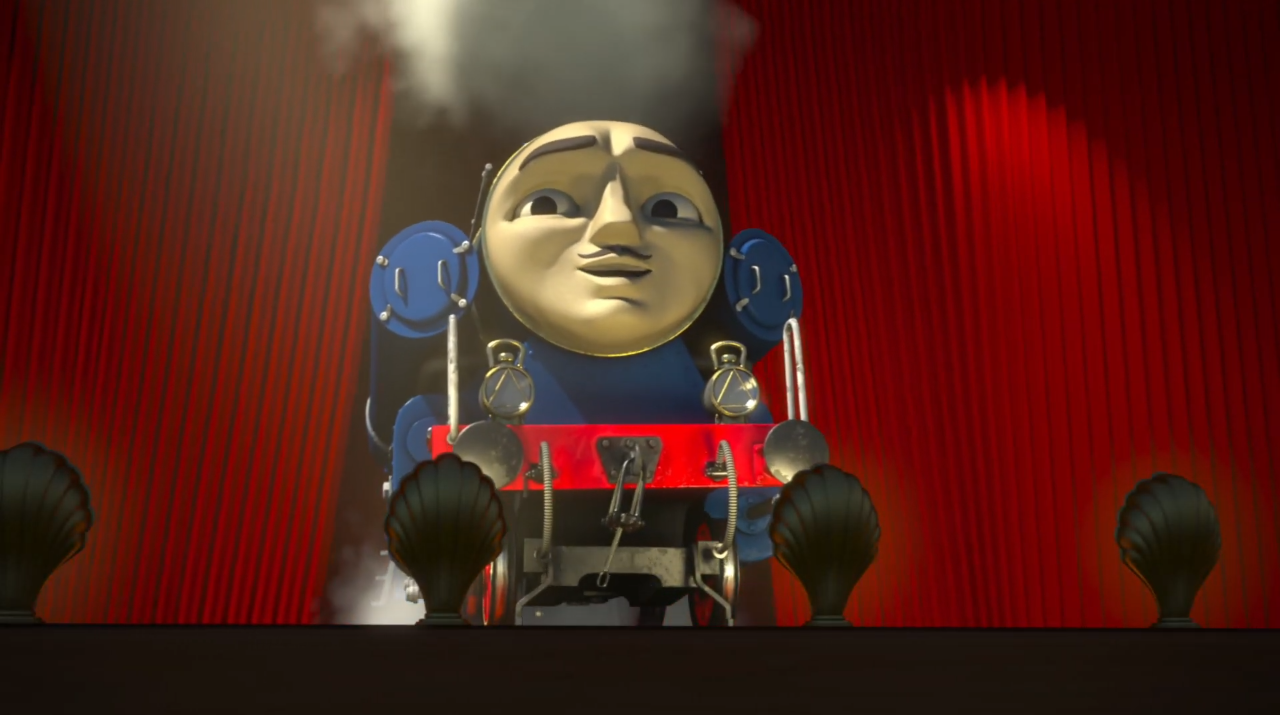 Legend of the Lost Engine
