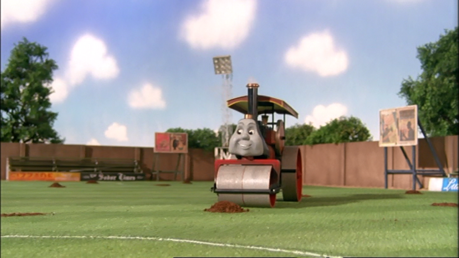 Thomas and the Moles