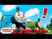 Thomas & Percy Learn What to do After an Accident