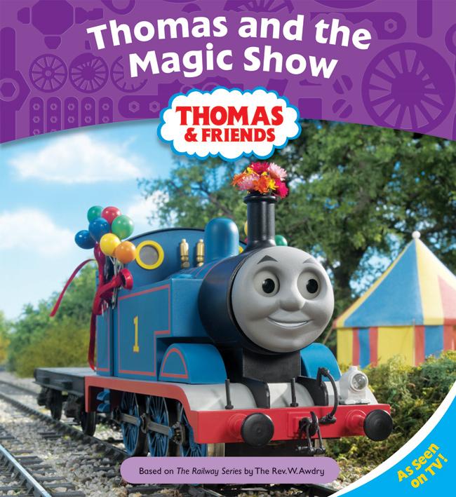 Thomas and the Magic Show