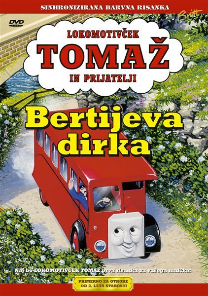 Bertie's Race (Slovenian DVD)
