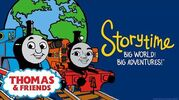 Thomas & Friends™ Big World! Big Adventures! Storytime NEW Story Time Podcast for Kids