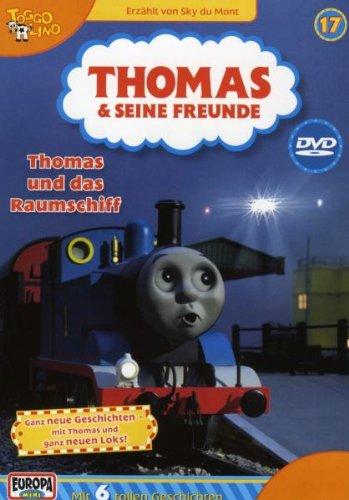 Thomas and the Spaceship (German DVD)