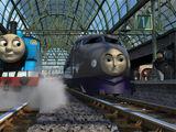 Kenji on the Rails Again