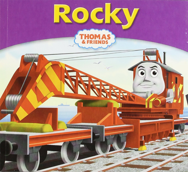 Rocky (Story Library Book)