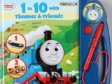 1 to 10 with Thomas & Friends