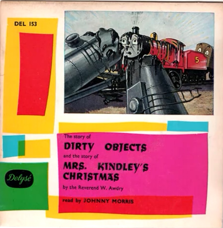 Dirty Objects and Mrs. Kindley's Christmas