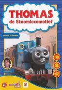 Thomas and Friends Thomas and gordon Dutch DVD cover