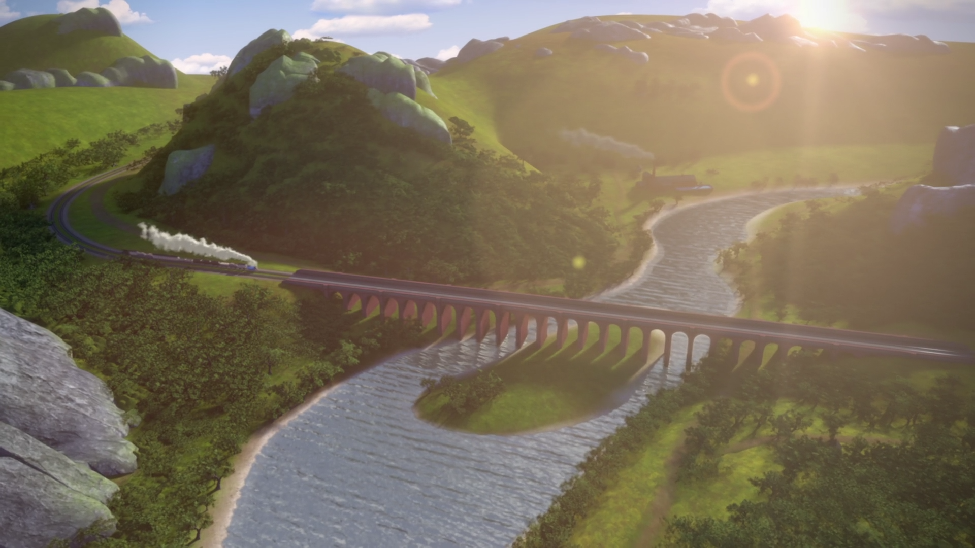 The Mainland Viaduct
