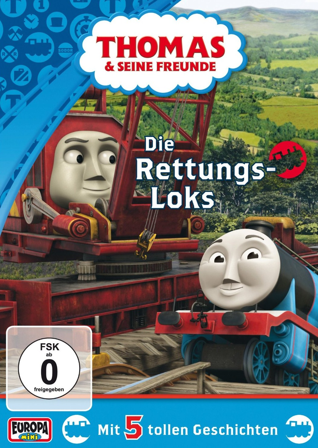 The Rescue Locomotives