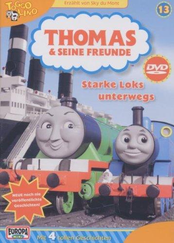 Powerful Locomotives Traveling