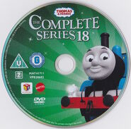 TheCompleteSeries18DVDdisc