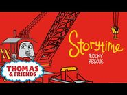 Thomas & Friends™ - Rocky Rescue Storytime - NEW - Story Time - Podcast for Kids