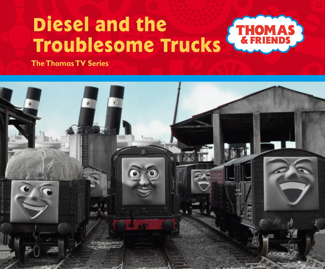 Diesel and the Troublesome Trucks