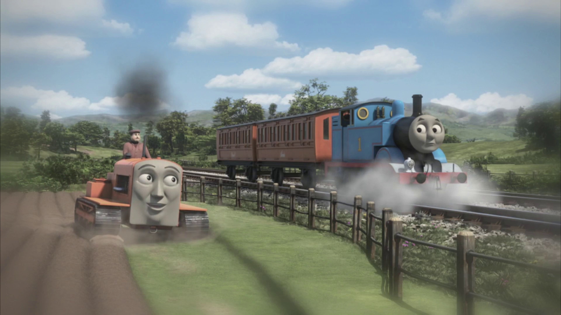 Terence's Field