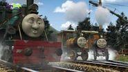Thomas & Friends JimJam advert specials Romanian