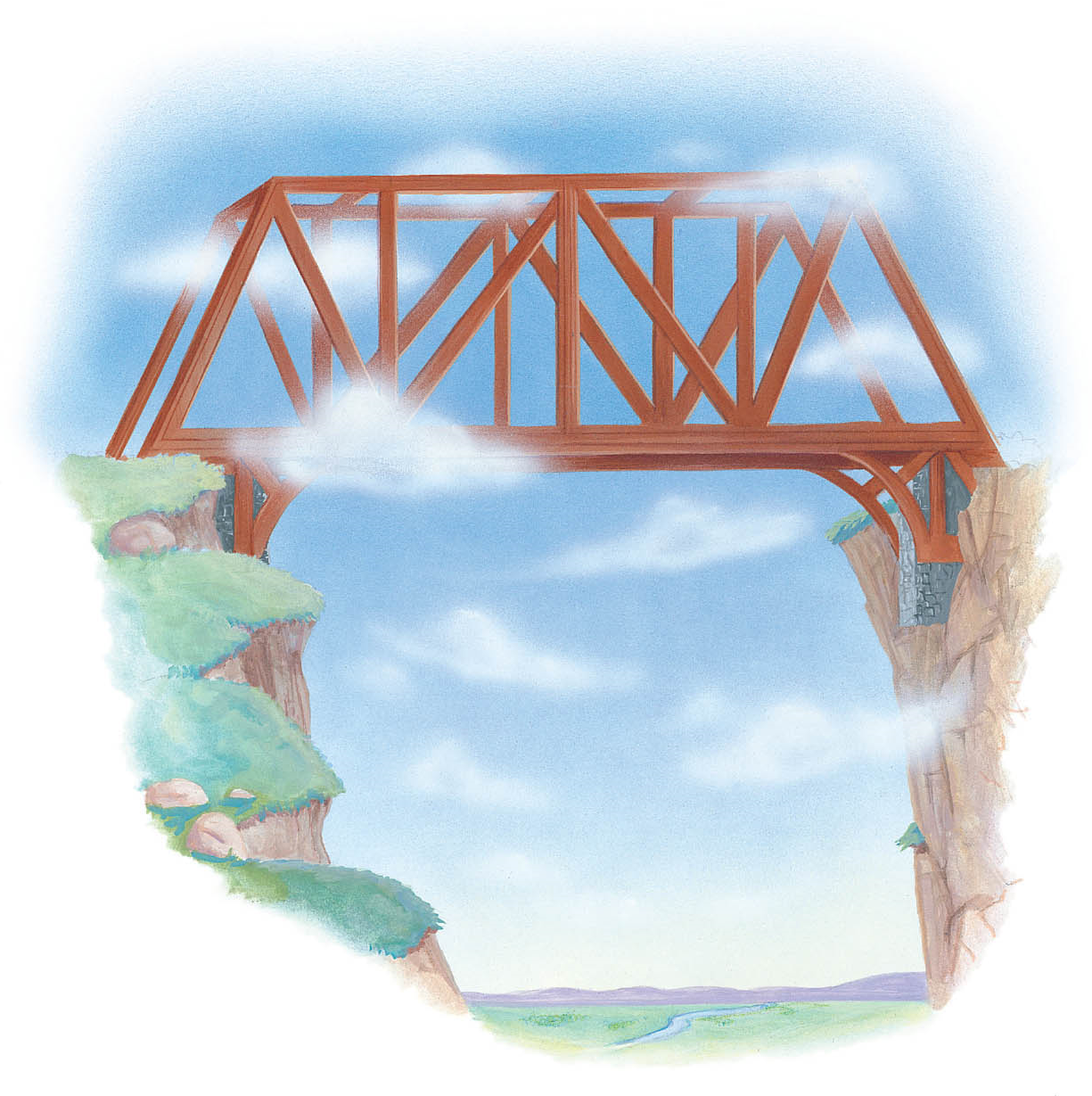 The Big, Big Bridge