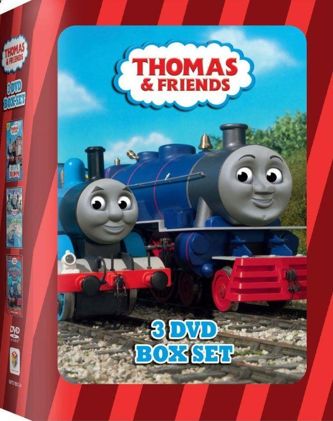 3 DVD Boxset