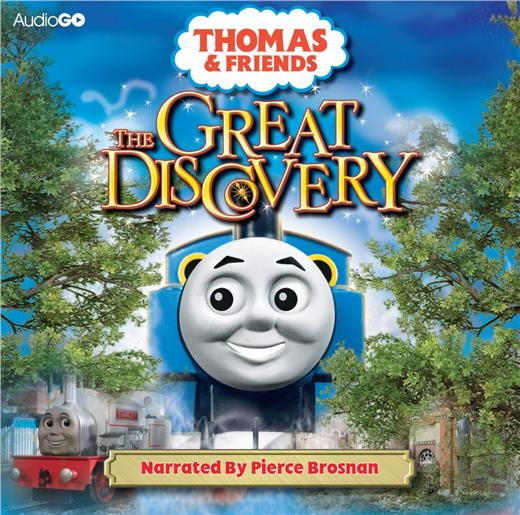The Great Discovery (Audiobook)
