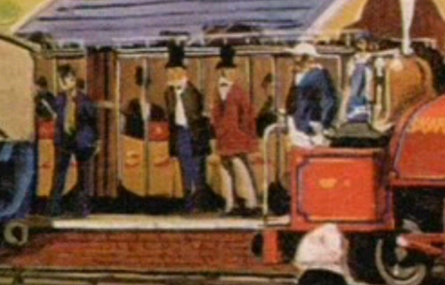 Liverpool and Manchester Railway Coaches