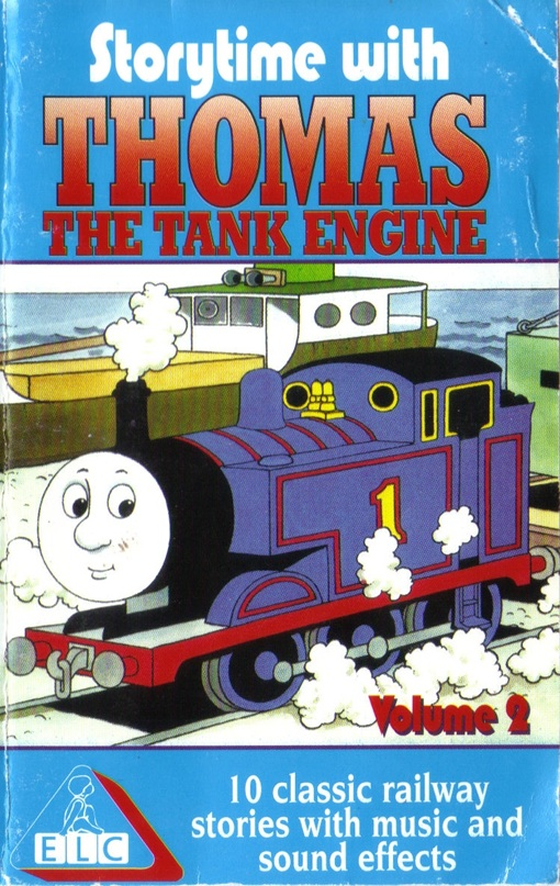 Storytime with Thomas the Tank Engine Volume 2