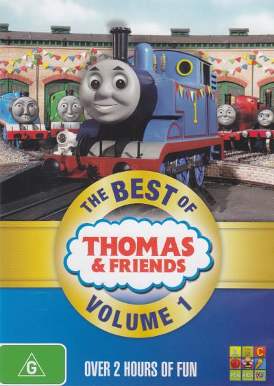 The Best of Thomas and Friends - Volume 1