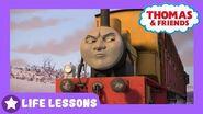 Thomas & Friends Chucklesome Trucks Life Lessons Kids Cartoon