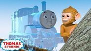 Thomas and the Monkeys Thomas' Magical Birthday Wishes Thomas & Friends UK Kids Cartoon