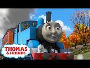 Thomas & Friends™ - Fall Is So Much Fun Song - Karaoke - Thomas Kids Songs & Train Cartoons