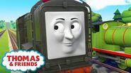 Thomas & Percy Teach Diesel to Share