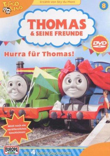 Hooray for Thomas! (German DVD)