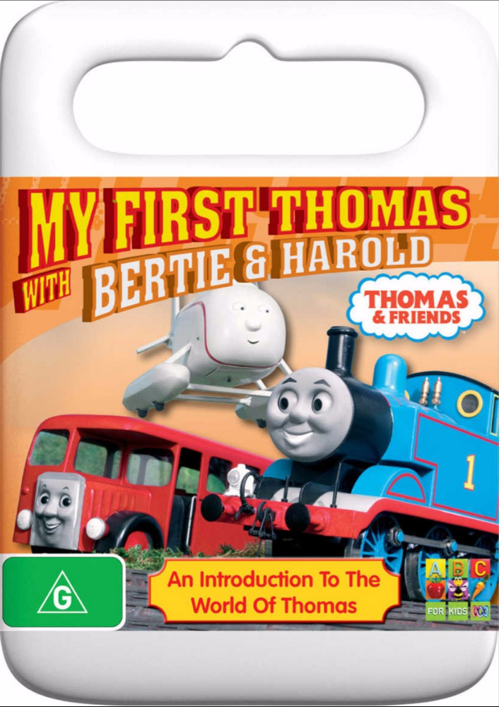 My First Thomas with Bertie and Harold