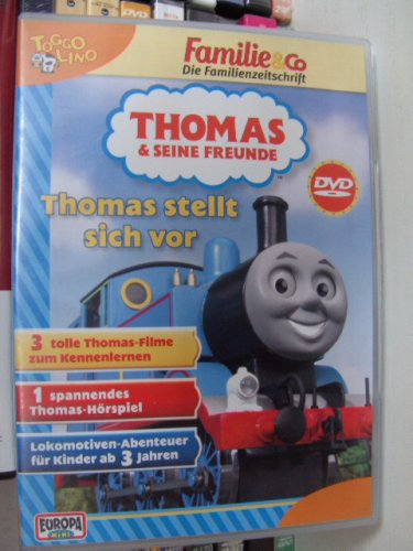 Thomas Introduces Himself
